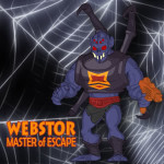 Masters of the Universe Classics WEBSTOR!