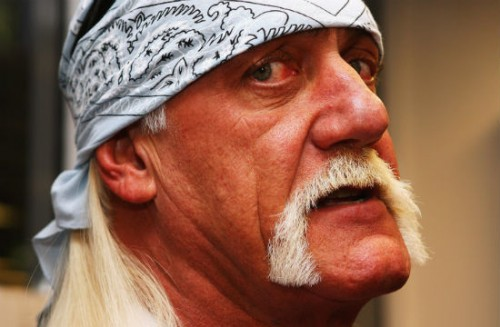 Hulk Hogan Sad