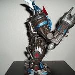 TMNT Mini Mutants Shredder Exoskeleton Figure Review