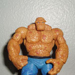 Marvel Universe: Thing Figure Review