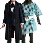 Third Doctor Jon Pertwee Exclusive Figures