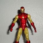 Marvel Universe: Iron Man Figure Review