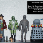 Doctor Who: 4th Doctor Adventure Set Review