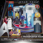 U.S.S. Enterprise Transporter Room Review