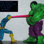 Marvel Universe Secret Wars Hulk & Cyclops Review