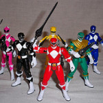 Mighty Morphin' Not Quite To Their Potential Rangers