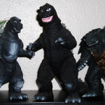 Spotlight On: Bandai Vinyl Godzilla & Gamera