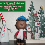 Peanuts – Charlie Brown Christmas Franklin Figure Review