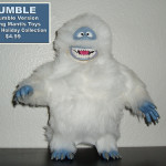 """Bumble"" Abominable Snow Monster Figure Review"