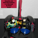 Batman Action League Batmobile w/Batman and Clock King Review