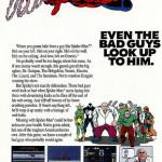 Classic Game Ad: Sega Genesis Spider-Man