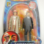 SDCC Doctor Who Exclusives