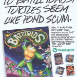 Classic Comic Ads: BattleToads on NES