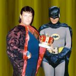Batman versus Jerry The King Lawler