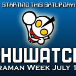 Ultraman Week Starts Tomorrow