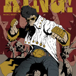 KING! Comic Book Review Issue #1