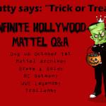 Mattel Q&A October 1st, 2010