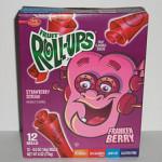 Infinite Cuisine: Franken Berry Fruit Roll-Ups