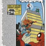 Classic Comic Ad: Spider-Man Hotline