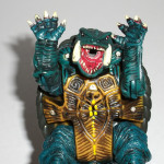 Trendmasters Gamera Figure Review