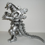 Mecha-Godzilla 12 Inch Figure Review