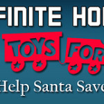 Infinite Toys For Tots: Contest To Help Less Fortunate