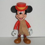 Spotlight On: Mickey Mouse as Bob Cratchit and Morty Mouse as Tiny Tim
