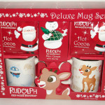 Rudolph and Bumble Hot Cocoa Mug Set Review