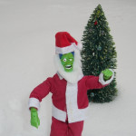 Zombie Claus Figure Review