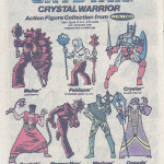 Classic Comic Ad: Crystar Available Now at K-Mart