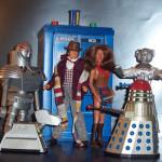 BifBangPow Mego-style Doctor Who Classics