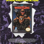 Classic Comic Ad: WCW Wrestling on NES