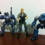 Figure Review: M.A.R.S. Heroes 3 Pack