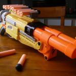 Toy Review: Nerf N-Strike Barrel Break IX-2