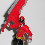 Figure Review: Power Rangers Samurai Fire Ranger
