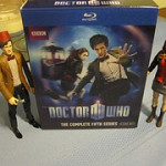 DVD Review: Doctor Who Season 5