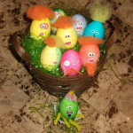 Happy Easter + Paas Mini Monsters Egg Dye Kit Review