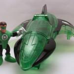 Figure Review: Imaginext Green Lantern Jet