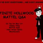Mattel Q&A: May 3rd