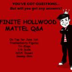 Mattel Q&A: June 1st, 2011