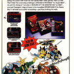 Classic Comic Ad: Spider-Man on 3 Different Nintendo Systems
