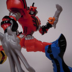 Figure Review: Power Rangers Jungle Fury Retrofire Jungle Pride Megazord