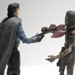 Figure Review: Army of Darkness Ash and Deadite Scout Collector's Club Bloody Variant