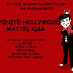 Mattel Q&A December 14th, 2011