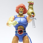 Figure Review: Thundercats Classics 6 Inch Lion-O