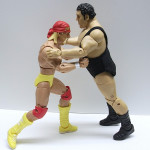Andre The Giant WWE Legends Figure Review (2)