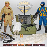 GI Joe 2012 Convention Adventure Team Exclusive