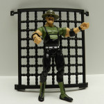 WWE Build-n-Brawl Sgt. Slaughter Review + Custom GI Joe Retaliation Sgt. Slaughter