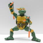 Ninja Turtle Classic Collection Michelangelo Figure Review