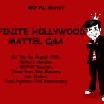 Mattel Q&A: August 15th, 2012